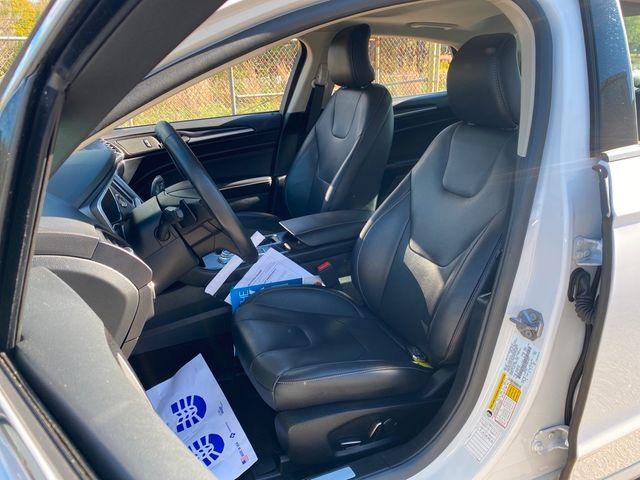 2019 Ford Fusion Titanium Madison, NC 21
