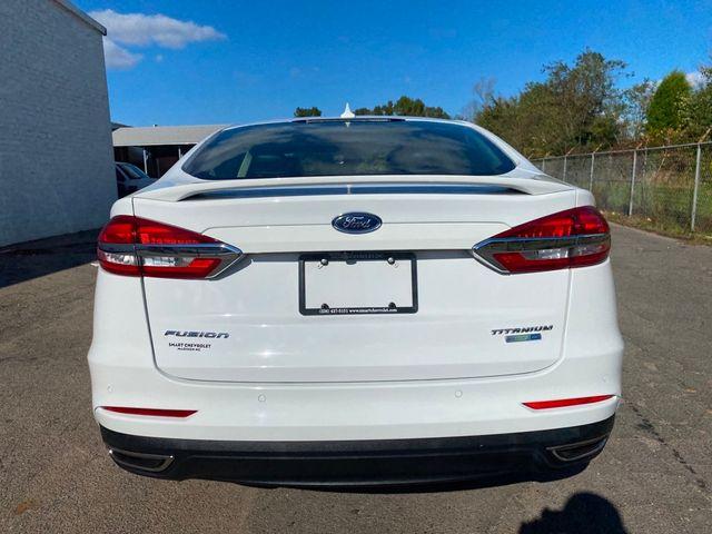 2019 Ford Fusion Titanium Madison, NC 2