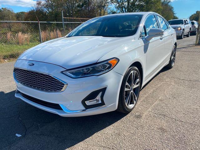 2019 Ford Fusion Titanium Madison, NC 5