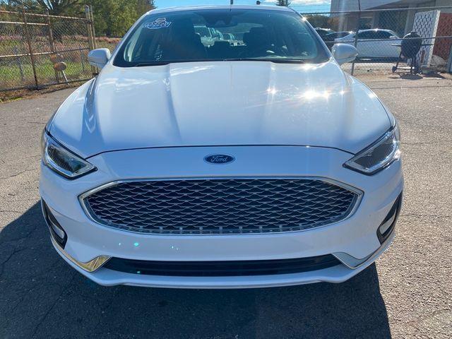 2019 Ford Fusion Titanium Madison, NC 6