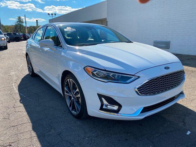2019 Ford Fusion Titanium Madison, NC 7