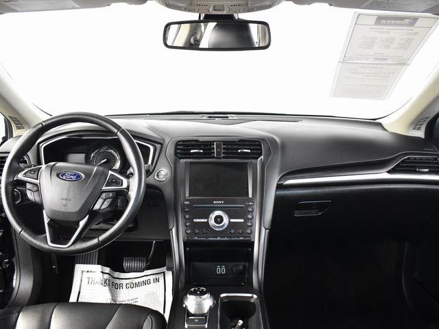 2019 Ford Fusion Titanium in McKinney, Texas 75070