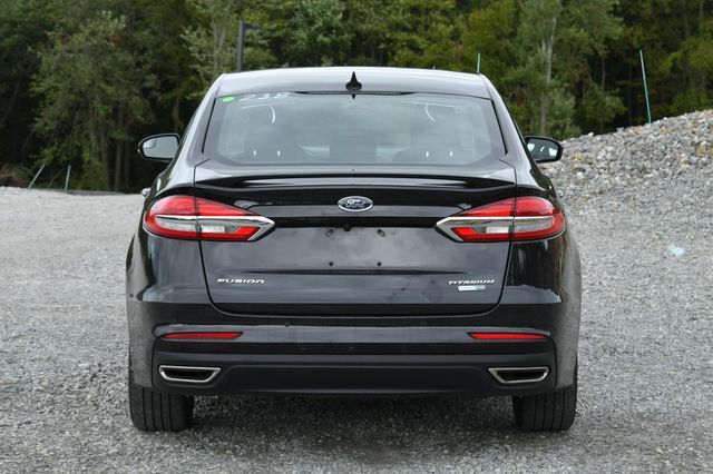 2019 Ford Fusion Titanium Naugatuck, Connecticut 3