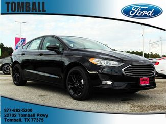 2019 Ford Fusion SE in Tomball, TX 77375