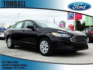 2019 Ford Fusion S in Tomball, TX 77375