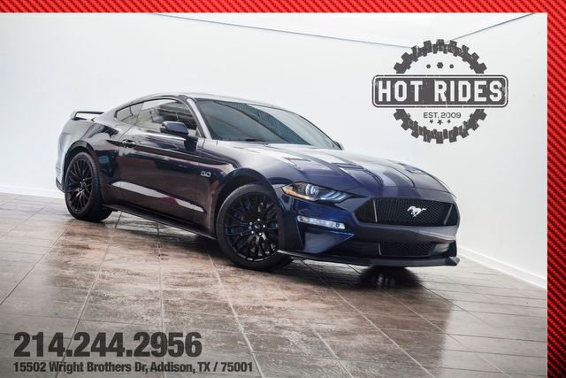 2019 Ford Mustang GT Premium Performance Package w/ 401A