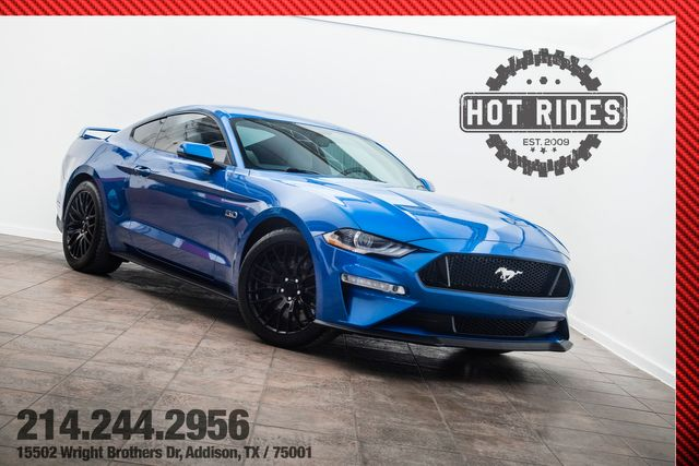 2019 Ford Mustang GT 5.0 Premium Performance Package
