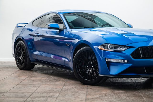 2019 Ford Mustang GT 5.0 Premium Performance Package in Addison, TX 75001