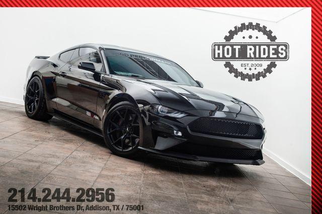 2019 Ford Mustang 5.0 GT Premium Performance Pkg. Level-2