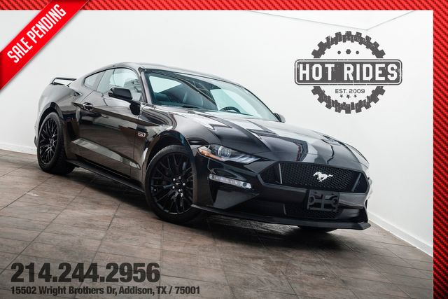 2019 Ford Mustang GT Premium Plus 5.0 Performance Package W/ 401A in Addison, TX 75001