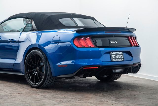 2019 Ford Mustang GT Premium 5.0 With Many Upgrades in Addison, TX 75001