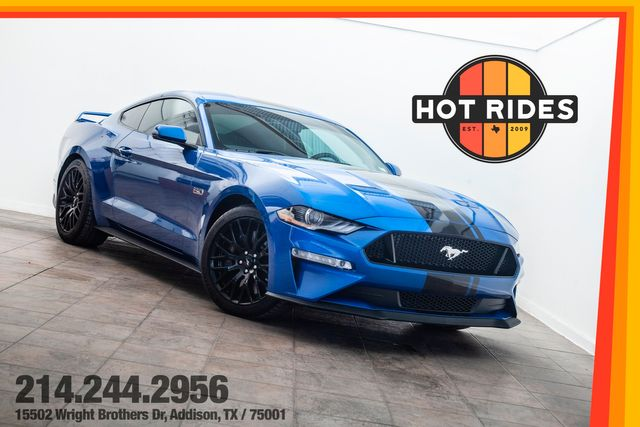 2019 Ford Mustang GT Premium 5.0 W/ GT Performance Pkg. & 401A