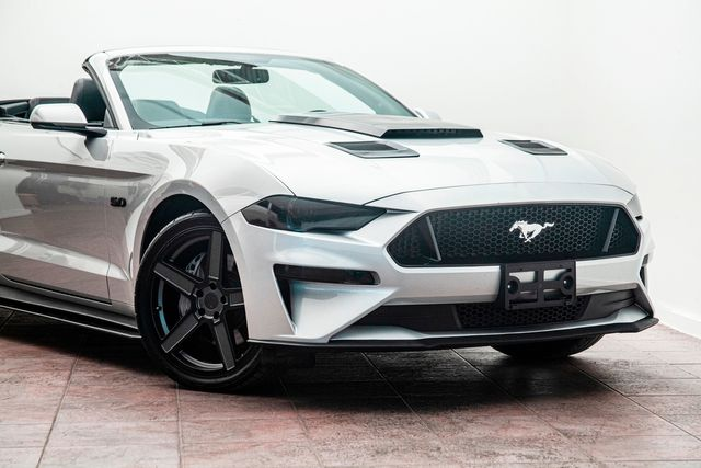 2019 Ford Mustang GT Premium 5.0 Convertible With Upgrades in Addison, TX 75001