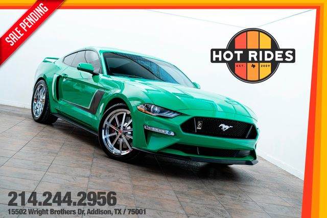 2019 Ford Mustang 5.0 GT Performance Package