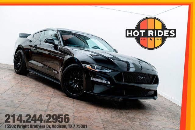 2019 Ford Mustang GT Premium 5.0 With Upgrades