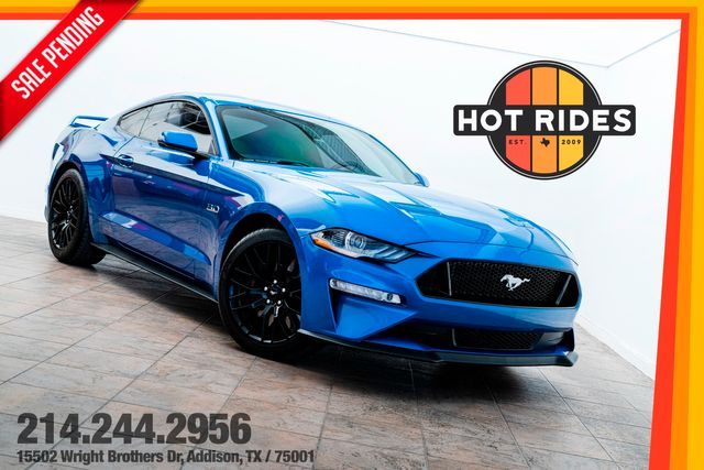 2019 Ford Mustang GT Premium 5.0 Performance Package Many Upgrades