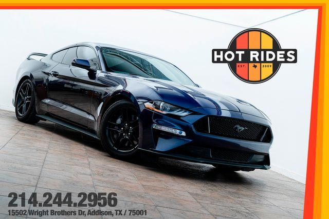 2019 Ford Mustang GT 5.0 With Upgrades