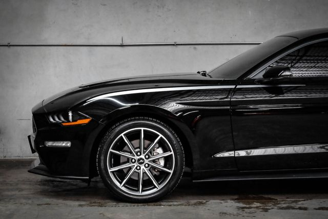 2019 Ford Mustang EcoBoost Premium w/ 201A Equipment Package in Addison, TX 75001