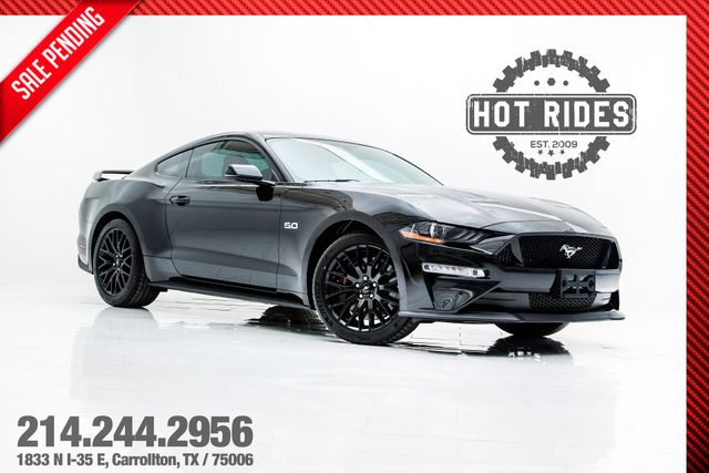 2019 Ford Mustang GT Premium Performance Package