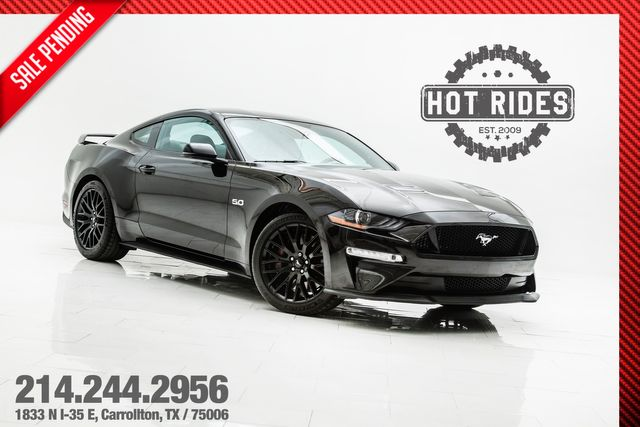 2019 Ford Mustang GT Premium 401a Performance Package