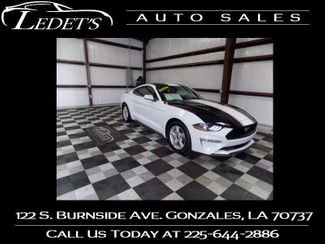 2019 Ford Mustang EcoBoost - Ledet's Auto Sales Gonzales_state_zip in Gonzales