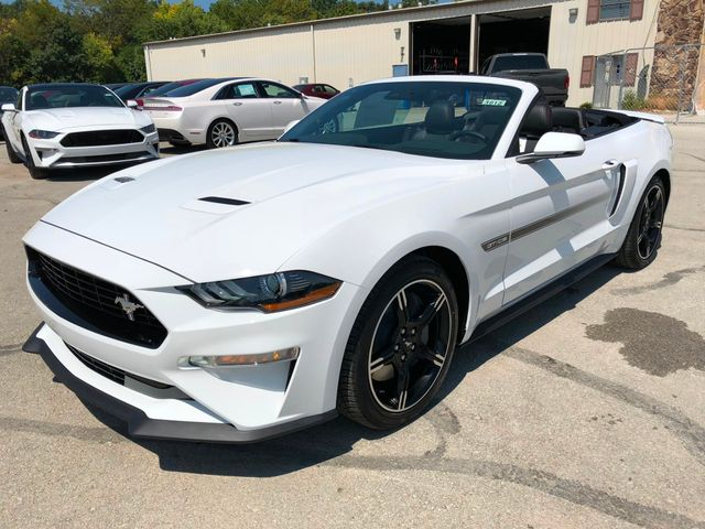 2019 Ford Mustang GT Premium California Special Convertible in Gower Missouri, 64454