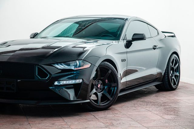 2019 Ford Mustang GT Premium Performance Pkg Roush Phase-2 Supercharged 750+HP in Addison, TX 75001