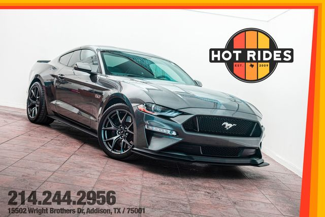 2019 Ford Mustang GT Premium Plus 5.0 Performance Package Level-2 W/ 401A
