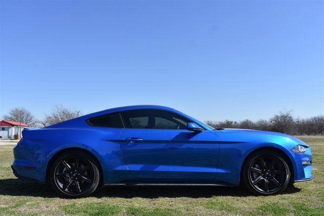 2019 Ford Mustang EcoBoost in Marble Falls, TX 78654