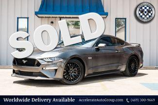 2019 Ford Mustang 5.0L V8 GT PERFORMANCE PKG, LEATHER, NAV,VERY NICE in Rowlett