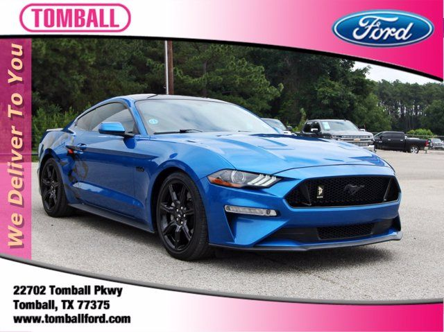 2019 Ford Mustang GT in Tomball, TX 77375