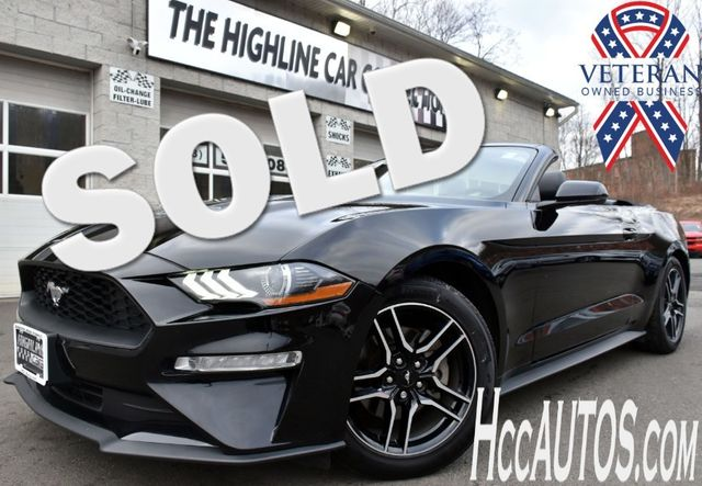 2019 Ford Mustang EcoBoost Waterbury, Connecticut