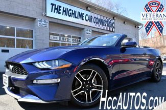 2019 Ford Mustang EcoBoost Premium Waterbury, Connecticut