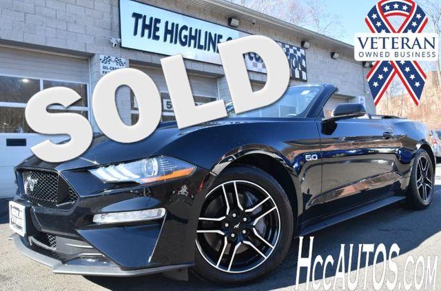 2019 Ford Mustang GT Premium Waterbury, Connecticut