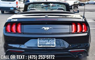 2019 Ford Mustang EcoBoost Waterbury, Connecticut 4