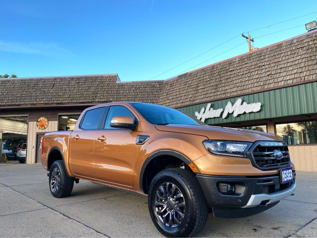 2019 Ford Ranger LARIAT in Dickinson, ND 58601