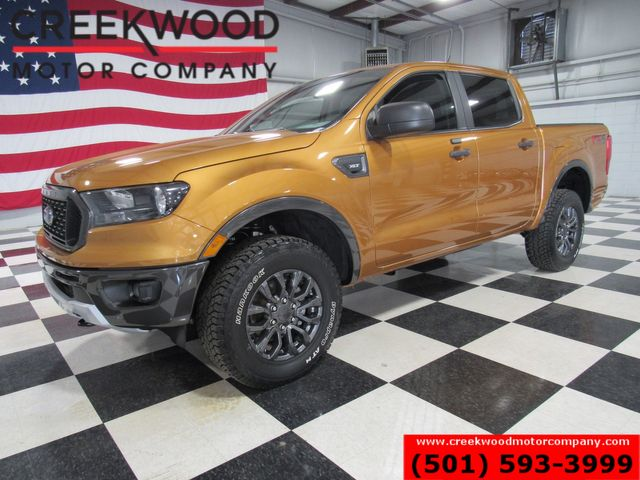 2019 Ford Ranger Sport FX4 XLT 4x4 Crew Cab 1 Owner Low Miles CLEAN