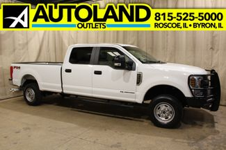 2019 Ford Super Duty F-250 Crew Cab Diesel 4x4 XL in Roscoe, IL 61073