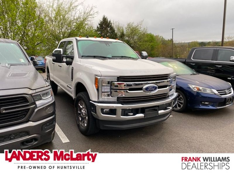 2019 Ford Super Duty F-250 Pickup King Ranch | Huntsville, Alabama | Landers Mclarty DCJ & Subaru in Huntsville Alabama