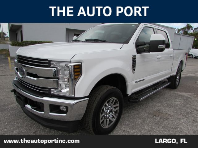 2019 Ford Super Duty F-250 Pickup LARIATW/NAVI in Largo, Florida 33773