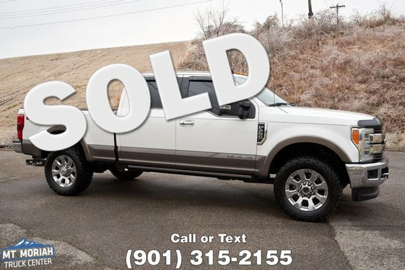 2019 Ford Super Duty F-250 Pickup King Ranch | Memphis, TN | Mt Moriah Truck Center in Memphis TN