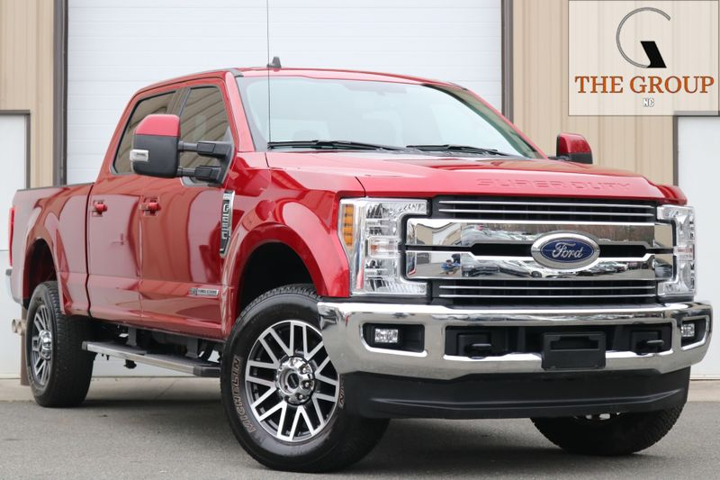 2019 Ford Super Duty F-250 Pickup Lariat 4X4 67L POWERSTROKE  city NC  The Group NC  in Mansfield, NC