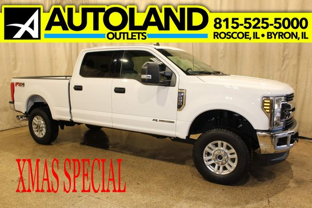 2019 Ford Super Duty F-250 diesel 4x4 XLT