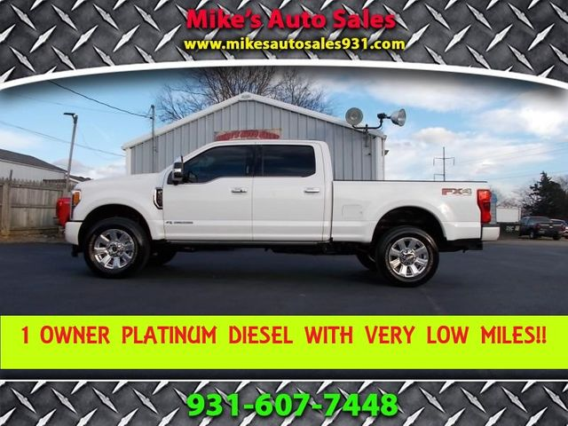 2019 Ford Super Duty F-250 Pickup Platinum Shelbyville, TN