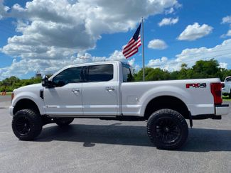2019 Ford Super Duty F-250 Pickup PLATINUM DIESEL LIFTED 22 FUELS  Plant City Florida  Bayshore Automotive   in Plant City, Florida