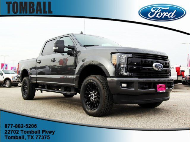 2019 Ford Super Duty F-250 Pickup Platinum