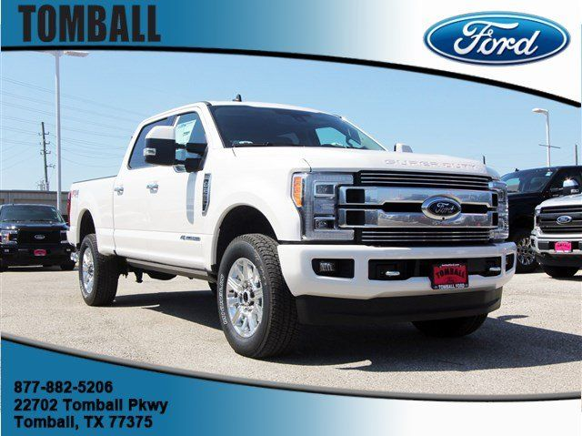 2019 Ford Super Duty F-250 Pickup Limited