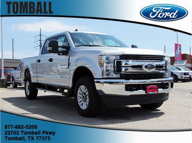 2019 Ford Super Duty F-250 Pickup XL