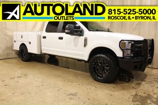 2019 Ford Super Duty F-250 Utility 4x4 Long Bed XL in Roscoe, IL 61073