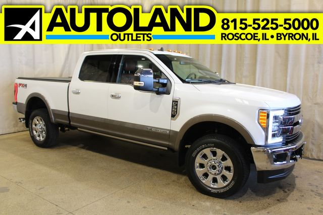 2019 Ford Super Duty F-350 Diesel 4x4 King Ranch King Ranch